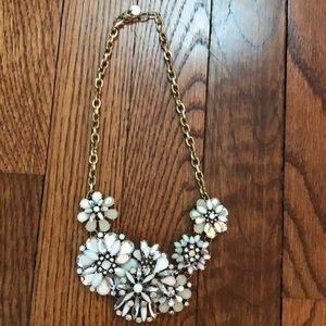 Loft statement necklace